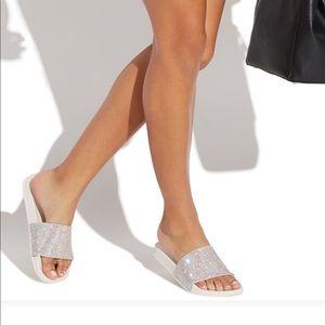 ShoeDazzle Falicia Slide